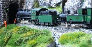 RhB-Dampffahrt